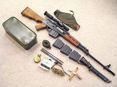 17 Best Yugo m72/m76 Custom  308 (7 62x51) rifle project images in