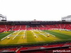 Old Trafford Stadium - Manchester (England)