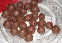 Easy Homemade Chocolate Covered Cherries
