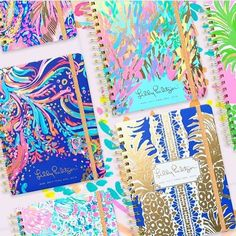 Pre-order your Lilly Pulitzer agenda today! We have limited availability of styles and sizes so hurry in before we sell out! Agendas will be in July 1st! #jewelryboutique #jewelry #grandhaven #springlake #lilly #lillypulitzer #lillypulitzeragenda #lillyagenda