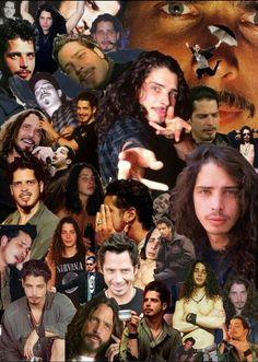 Chris Cornell #Soundgarden #TempleOfTheDog #Audioslave