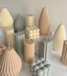 Cute Candles, Best Candles, Diy Candles, Luxury Candles, Scented Candles, Pastel Room, Cute Room Decor, Aesthetic Room Decor, Room Ideas Bedroom