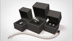 Mary Collection - Lattice Claw Diamond Jewellery Set