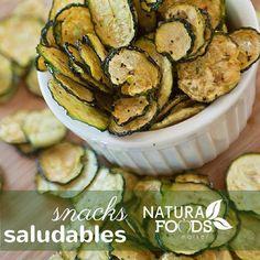 Más saludable que las papas fritas, las rodajas de zucchini y pimienta horneadas son una opción deliciosa y sencilla de preparar para que tus hijos coman verduras.  ¡Inténtalo y verás cómo les encantará!