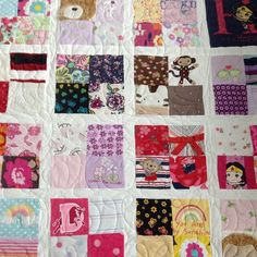 Pieces by @creativestitchesdesign  stitch design Quilted by us! Love these baby memory quilts! #quilted #quilter #quilting #quilterflorida #quiltingflorida #quiltingService #quiltingServices #quiltingServiceSouthFlorida #quiltingServiceFlorida #quiltingso