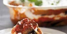 Ψητές μελιτζάνες με σάλτσα ντομάτας και γιαούρτι   BriefingNews Diet, Food, Essen, Meals, Banting, Yemek, Diets, Eten, Per Diem