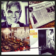 Socially Scene on Site... Tonight at Bonds kick off party for Boston Fashion Week presented by Boston Common Magazine. Cocktails start at 8pm and the event will feature BFW founder Jay Calderin with the city's many faces of fashion including designers, stylists and models. #sociallyscene #cornacchiocommunications @Boston Fashion Week @BONDBoston1  @Christina Pierce  @The Langham  @Boston Common Magazine  @theimproper  @BostonInsider  @BostonEvents1  @Visit Massachusetts  @Boldfacers…