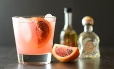 Kiss of Light Margarita --  2 ounces Casa Noble Crystal tequila 1/2 ounce Licor 43 1 ounce fresh lime juice 1/4 blood orange In a cocktail shaker filled with ice, add tequila, Licor 43, and lime juice. Shake vigorously. Pour liquid into a rocks-type glass filled with ice. Squeeze and drop the 1/4 blood orange into the drink. Enjoy!