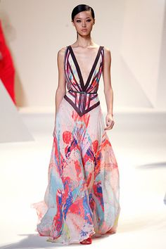 SPRING 2013 READY-TO-WEAR  Elie Saab