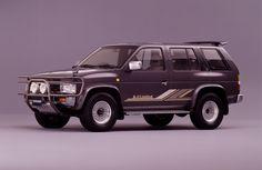 Nissan Terrano Turbo R3M A/J Limited 4-door (WBYD21) '1993