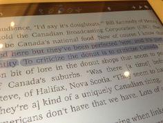 just some food studies readings. #nbd