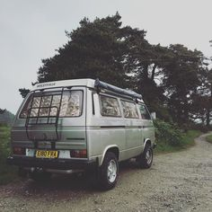 Early morning breakfast and hike on Ashdown Forest. #Volkswagen #vw #vwt25  #vwt3  #vanagon #westy #westfalia #t25 #t3 #vanlife http://ift.tt/KHKkxu by volkswagent25dotcom