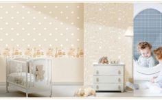 Bim Bum Bam - Carta da parati per bambini Kids Bedroom, Toddler Bed, Sweet Home, Kids Rugs, Curtains, Flooring, Design, Furniture, Home Decor