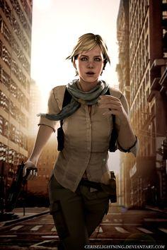 Sherry Birkin China by ceriselightning on DeviantArt Moira Burton, Resident Evil Girl, Evil Anime, Horror Video Games, Video Games Girls, Jill Valentine, Best Games, Birkin, Female Characters