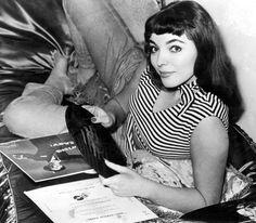Joan Collins 1955