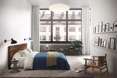 Gris suave para unos interiores apacibles · Soft grey shades for peaceful interiors