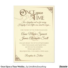 wedding planning are offered on our internet site. Disney Wedding Invitations, Zazzle Invitations, Invitation Wording, Invitation Design, Our Wedding, Dream Wedding, Wedding Bells, Wedding Quotes, Wedding Advice