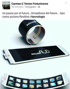 #smartphones pulseras #tecnologia