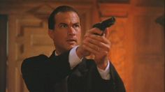 Steven Seagal in Marked for Death