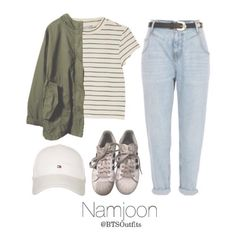 Namjoon outfit I'd need to try sometime