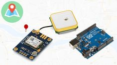 This guide shows how to use the NEO-6M GPS module with the Arduino to get GPS data.GPS can be used to determine position, time, and speed if you're travelling.