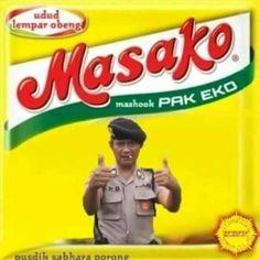 Masook Pak EKO  Follow other local meme posters: @menteripermemean.id  @bensin._.sachetan @ecchi.3gp  @lytoskyline.id  @xanax._.sachetan  @akmj.3gp @king_micin  @perkedel_panas  #memeindonesia #meme #memes #dagelan #ngakak #ngakakkocak #lol #lmao #lel #xd #wkwk #haha #masako #masukpakeko #memecomicindonesia #receh #goblok Bts Memes, Funny Memes, Jokes, Meme Comics, Diet Challenge, Lemon Desserts, Derp, Haha, Mood