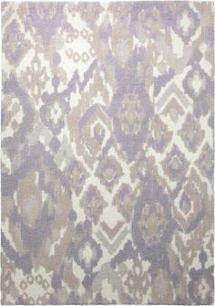 Ein Teppich wie ein Sommer auf Ibiza: entspannt, heiter, unbeschwert. Verwaschene Ikat-Prints geben diesem hochwertigen Teppich seinen lässigen Batik-Look. Ein Wohnaccessoire für Trendbewusste mit der unendlichen Leichtigkeit des Seins. In Schlingen handgetuftet und mit Spezialfarben aufwändig bedruckt. Lieferbar in zwei Farbvarianten und drei Größen. Aus Acryl, Florhöhe: 16 mm. Zertifiziert nach Ökotex Standard 100.