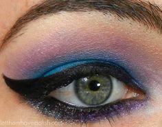 Let them have Polish!: New Liquid Eye- Liquid Like Eyeliners and Shadow Primer by Milani! @Milani Cosmetics