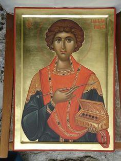 Byzantine Icons, Byzantine Art, Religious Icons, Religious Art, Best Icons, Orthodox Christianity, Orthodox Icons, Baroque, Saints