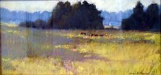 """""""Cows in the Pasture""""  Carol Strock Wasson"""