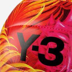 Y-3 print, adidas