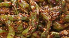 Kung Pao Chicken, Sprouts, Green Beans, Tasty, Vegetables, Cooking, Ethnic Recipes, Food, Korea