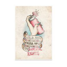 Poster Girls de Bruno Diniz sobre grafitti, musica, tatuagem, pixação, old school, feminismo, garotas, old school tattoo