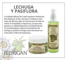 crema desmaquillante kit de lechuga y pasiflora.