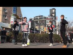 [150307] JJCC Guerilla Concert -니가 떠나간다 You're Leaving - YouTube---------JCC show their love with guerilla concerts on the streets for White Day