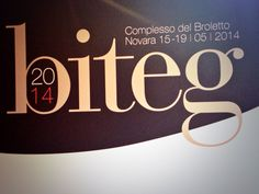 Biteg a Novara #biteg2014