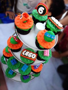 Tmnt Birthday Cake Tesco