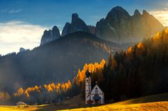 San Giovanni Church - calm autumn morning - San Giovanni Church  You can find me also here:  <a…