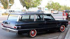 1963 Mercury Comet Station Wagon