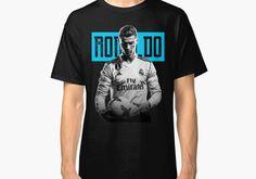 'Cristiano Ronaldo The Best' Classic T-Shirt by fiveteeshirt Ronaldo Football Player, Ronaldo Shirt, Cristiano Ronaldo, Fabric Weights, Classic T Shirts, Mens Tops, Stuff To Buy, Wallpapers, Fashion