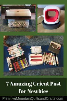 7 Amazing Cricut Post for Newbies   Primitive Mountain Quilts and Crafts Spring Projects, Craft Projects, Cricut Christmas Ideas, Cricut Htv, Summer Ideas, Sign Design, Cricut Ideas, Fall Decor, Primitive