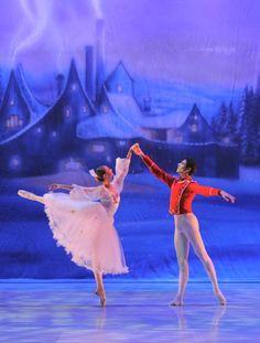 nutcracker ballet (potential soft tailored garments)