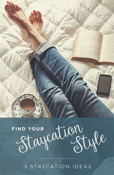 Stay close to home this summer without sacrificing your vacation! Click through for 3 fun staycation ideas that will fit anyone's travel personality.