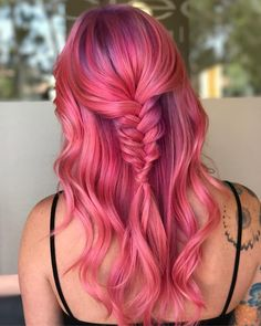 """2,922 Likes, 24 Comments - Pulp Riot Hair Color (@pulpriothair) on Instagram: """"@caroline.anythingbutbasic is the artist... Pulp Riot is the paint. From a Pulp Riot class…"""""""