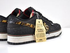 brand new fdf5e 7abfe Image of Lazy Vintage Dunk Low Crazy Shoes, Lazy