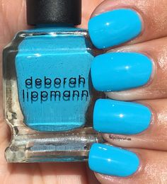 Deborah Lippmann Life's a Beach Duo Deborah Lippmann Nail Polish, Swatch, Nails, Accessories, Finger Nails, Ongles, Nail, Nail Manicure, Jewelry Accessories