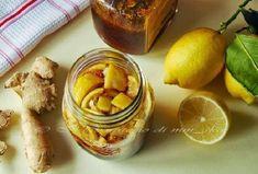 Ισχυρή θεραπεία για την γρίπη με μέλι, τζίντζερ και λεμόνι! Health Remedies, Healthy Tips, Natural Health, Tea Time, Detox, Peanut Butter, Health And Beauty, Muffin, Food And Drink