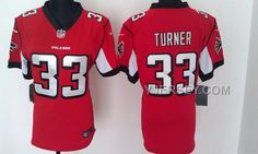 NEW NIKE EAGLES 33 TURNER RED WOMEN GAME JERSEYS, Only$36.00 , Free Shipping! http://www.yjersey.com/new-nike-eagles-33-turner-red-women-game-jerseys.html
