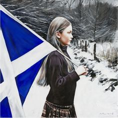 Gerard Burns Walk in Winter Signed Limited Edition Print Patriotic Pictures, Glasgow School Of Art, Cool Art, Awesome Art, Limited Edition Prints, Burns, Contemporary Art, Framed Prints, Fine Art