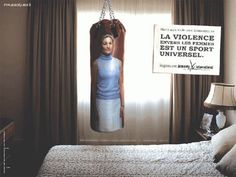 Campagne d'Amnesty International contre les violences conjugales, 2014   https://twitter.com/NeilVenketramen